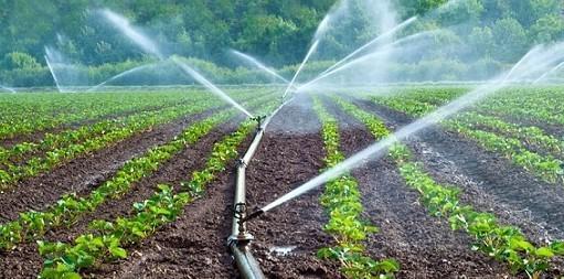 Analise de água para agricultura