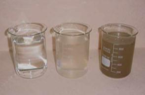 Analise de água para concreto