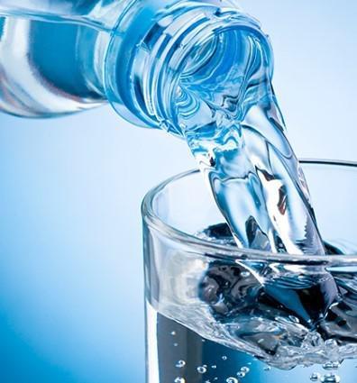 Análise de água para consumo humano