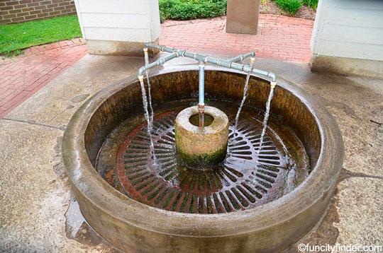 Análise de água de poço artesiano