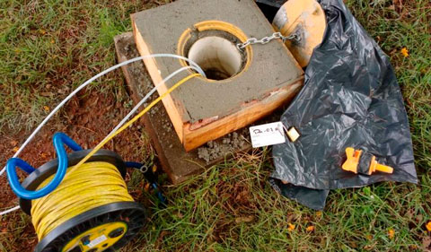 Análise de água de poço preço