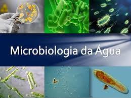 Analise microbiológica da água