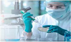 Análise microbiológica da água hospitalar