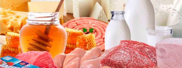 Análise microbiológica de produtos de origem animal