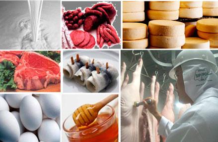Análise de produtos de origem animal