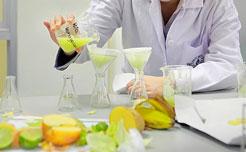 Análises químicas de alimentos