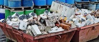 Classificação de resíduos