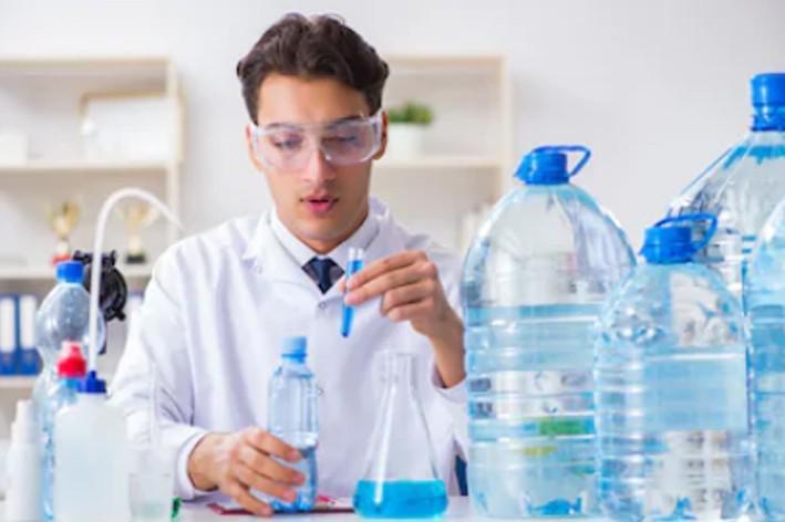Empresa de analise de água