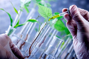Laboratório de análise ambiental