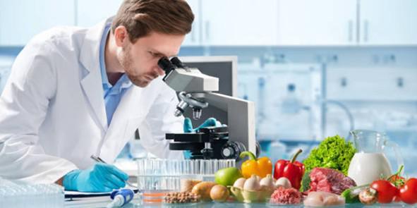 Laboratório de analise microbiológica de alimentos