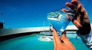 Laboratório de análise de qualidade de água