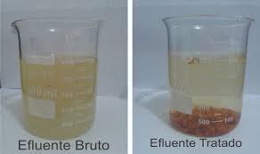 Laboratórios tratamento de água residual