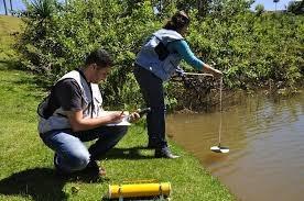 Monitoramento ambiental da água