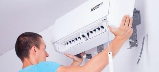 Analise de água de ar condicionado