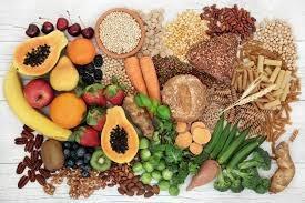 Analise de alimentos fibras