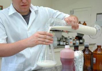Análise de leite pasteurizado