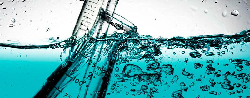 Laboratório de análises de água e alimentos