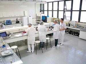 Laboratório de análises químicas sp