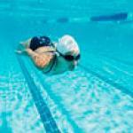 Análise de água de piscina