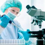 Laboratório de análises químicas e ambientais